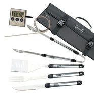 Top Chef BBQ Set & Grill Thermometer Bundle at Sears.com