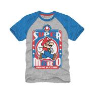 Nintendo Super Mario Bros. Boy's Graphic T-Shirt at Kmart.com