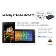 "Maylong 7"" Multi-touch Tablet with Keyboard Case Bundle - MVP270 at Sears.com"