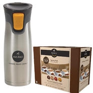 Keurig Travel Mug & 40-48 Count K-Cups Variety Pack Bundle at Kmart.com