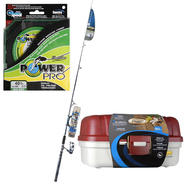 Ready 2 Fish Surf & Pier Reel and Rod Combo with Line & Tackle Box Bundle at Kmart.com