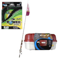 Ready 2 Fish Bright Pink Spincast Reel and Rod Combo with Line & Tackle Box Bundle at Kmart.com