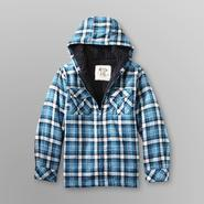 Route 66 Boy's Flannel Jacket - Plaid at Sears.com