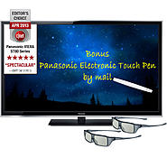 "Panasonic 55"" Class 1080p 600Hz Viera® 3D Plasma HDTV - TC-P55ST60 at Sears.com"