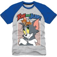 Warner Brothers Tom and Jerry Boy's Graphic T-Shirt at Kmart.com