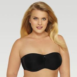 Curvation Women's Micro Thin Modesty Strapless Bra at Kmart.com