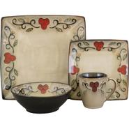 SANGO Jubilee 16 piece Dinnerware Set at Kmart.com