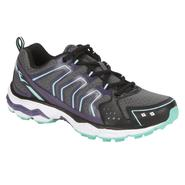 Everlast® Women's Black and Purple Athletic Shoe at Kmart.com