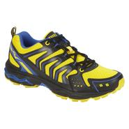 Everlast® Men's Athletic Shoe Park - Blue/Yellow at Kmart.com
