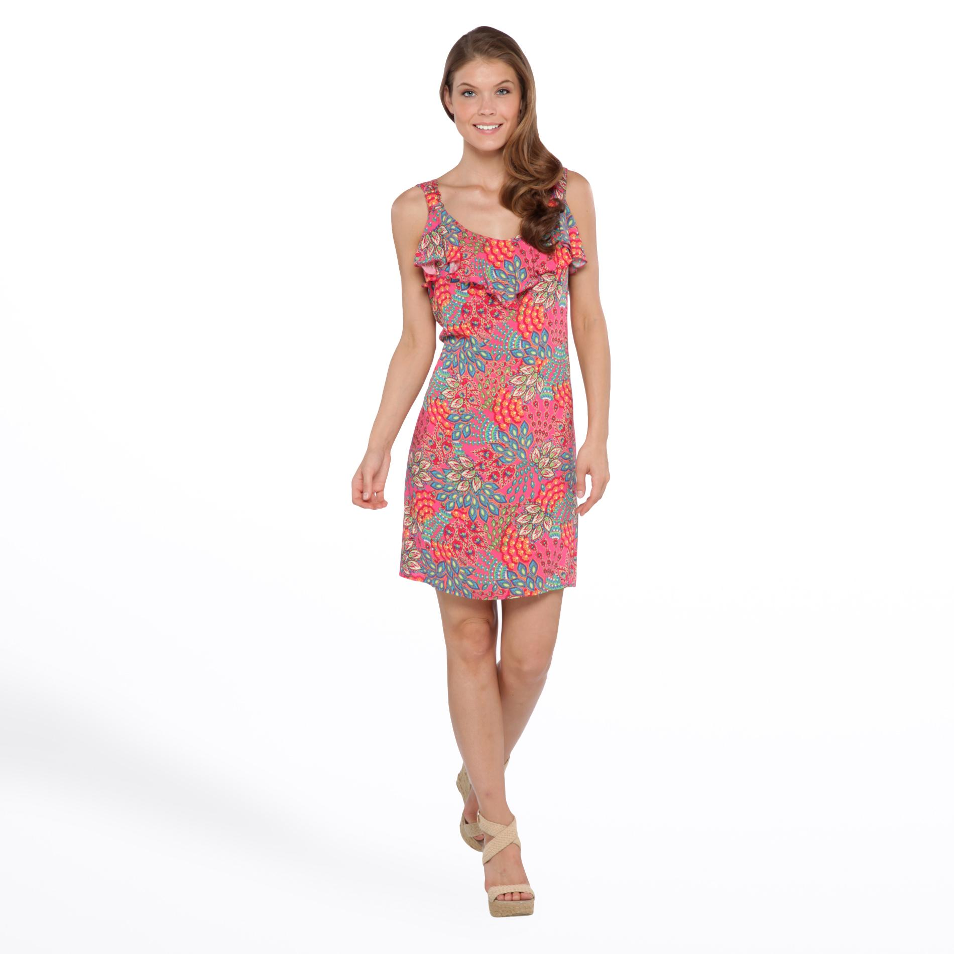 Tiana B Women's Sundress - Floral at Sears.com