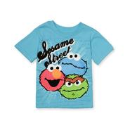 Sesame Street Elmo, Cookie Monster & Oscar Toddler Boy's Graphic T-Shirt at Kmart.com