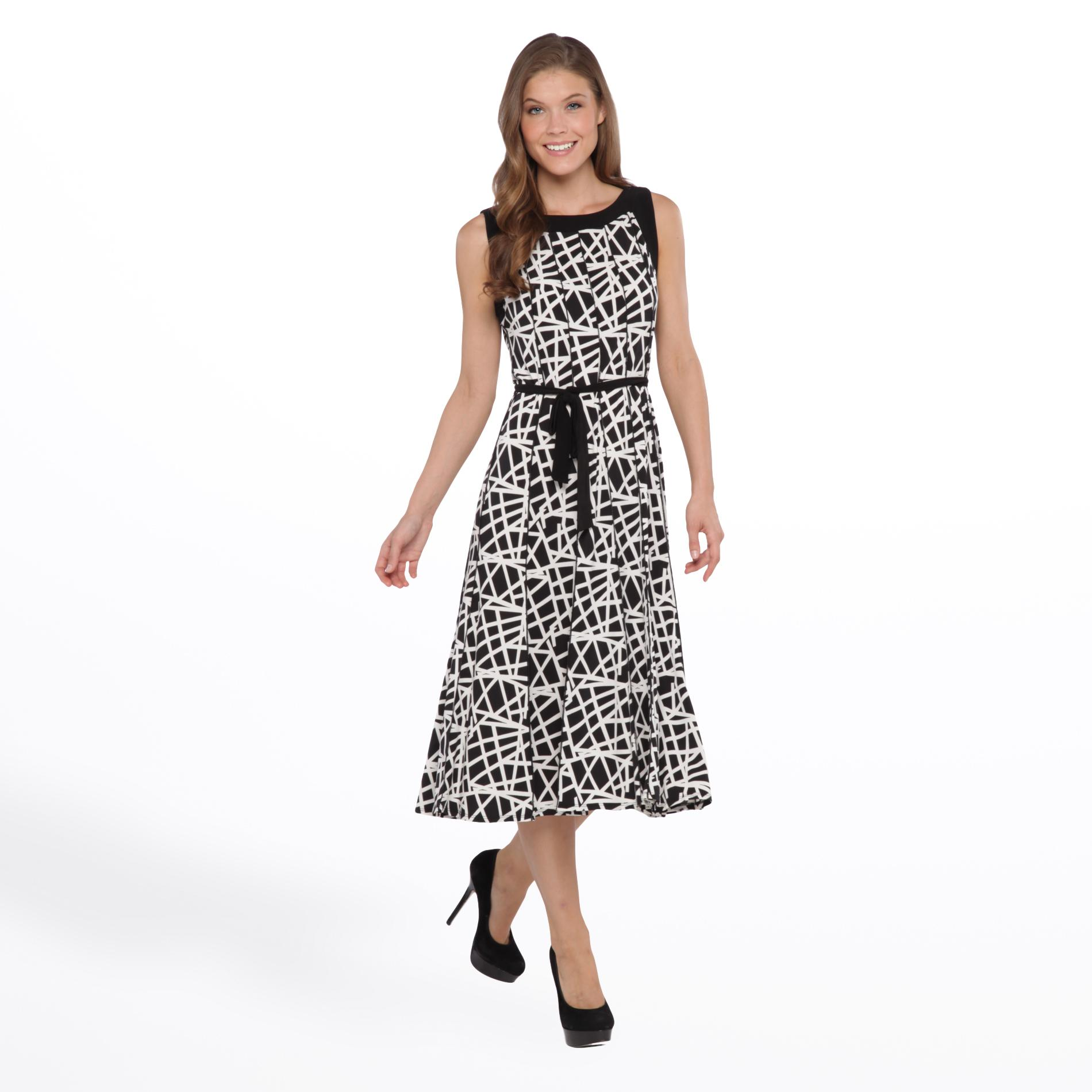 Perception Women's Party Dress - Geometric at Sears.com