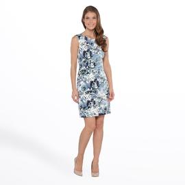 Connected Apparel Women's Party Dress - Abstract Floral at Sears.com