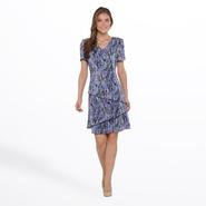 Connected Apparel Women's Party Dress - Floral at Sears.com