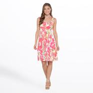 London Times Women's Sleeveless Dress - Floral at Sears.com