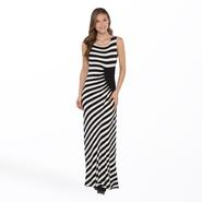 Epilogue Women's Maxi Dress - Striped at Sears.com