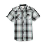 Route 66 Young Men's Woven Shirt - Plaid at mygofer.com