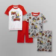 Joe Boxer Boy's 2-Pack Pajamas - Free Wheelin' Licky at Kmart.com