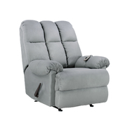 Dorel Asia Padded Massage Recliner – Grey at Kmart.com