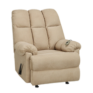 Dorel Asia Padded Massage Rocker Recliner – Tan at Kmart.com