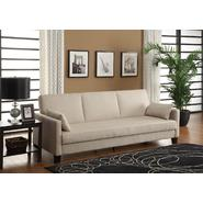 DHP Vienna SofaSleeper With 2 Pillows – Tan Linen at Kmart.com