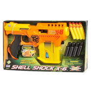 Total Air X-Stream Shell Shock X-6 Pistol at Kmart.com