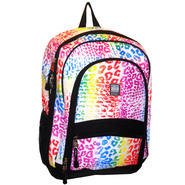 AKA Backpack - Pink Cheetah at Kmart.com