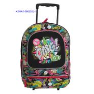 Athletech Girls Rolling Backpack - Comic at Kmart.com