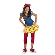 Disney Snow White Tween Girl Halloween Costume at Kmart.com