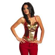 Iron Man Mark 42 Bustier Woman Halloween Costume at Kmart.com