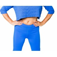 LVA Women's The Workout Capri Online Exclusive at Sears.com