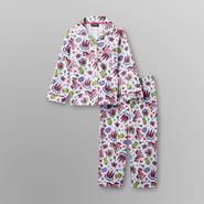 Joe Boxer Toddler Girl's Knit Pajama Set - Fairy Tale at Kmart.com