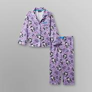Joe Boxer Toddler Girl's Knit Pajama Set - Panda at Kmart.com