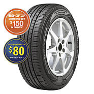 Goodyear Assurance ComforTred Touring -  225/65R17 102H BSW - All Season Tire at Sears.com