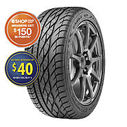 Goodyear Eagle GT - 225/45R17 91V BW - All Season Tire at Sears.com