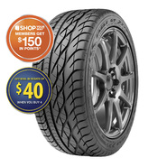 Goodyear Eagle GT - 205/60R15 91V SL BSW - All Season Tire at Sears.com