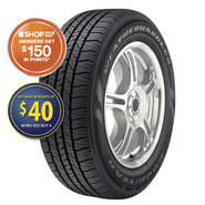 Goodyear WeatherHandler Fuel Max - P205/55R16 89H BW - All Season Tire at Sears.com