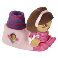 Character Toddler Girl's Slipper Dora - Multi at Sears.com