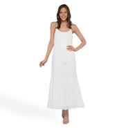 Robbie Bee Women's Gauzy Maxi Sundress at Sears.com