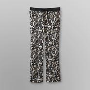 Joe Boxer Women's Plush Sweatpants - Leopard Print at Sears.com