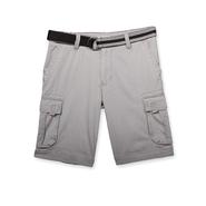 Route 66 Men's Cargo Shorts & Belt at Kmart.com
