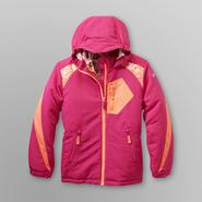 Athletech Girl's 4-in-1 Winter Coat - Sequins at Kmart.com