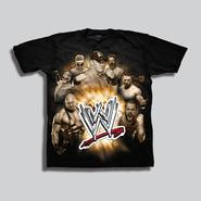 WWE Boy's T-Shirt - Wrestling Superstars at Kmart.com