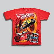 Hot Wheels Boy's T-Shirt - Live Fast & Drive Hard at Kmart.com
