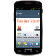 Consumer Cellular Samsung Galaxy Exhilarate™ Android Smartphone at Sears.com