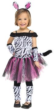 Morris Costumes FW118041TLCostume Zebra Lg 3T-4T PartNumber: 009W005972957001P
