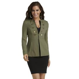 Kardashian Kollection Women's Military Jacket at Sears.com