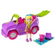 Polly Pocket ™  Drive N' Slide™ Car at Kmart.com
