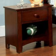 Venetian Worldwide Pine Brook - Night Stand - Cherry Finish at Kmart.com