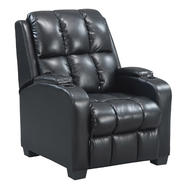 Dorel Asia Home Theatre Recliner-Black at Kmart.com